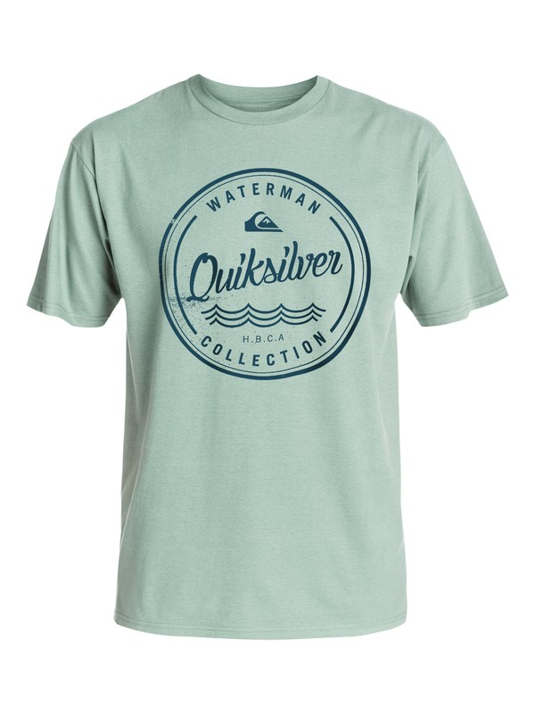 0 Mens Third Wave Tee  AQMZT03142 Quiksilver