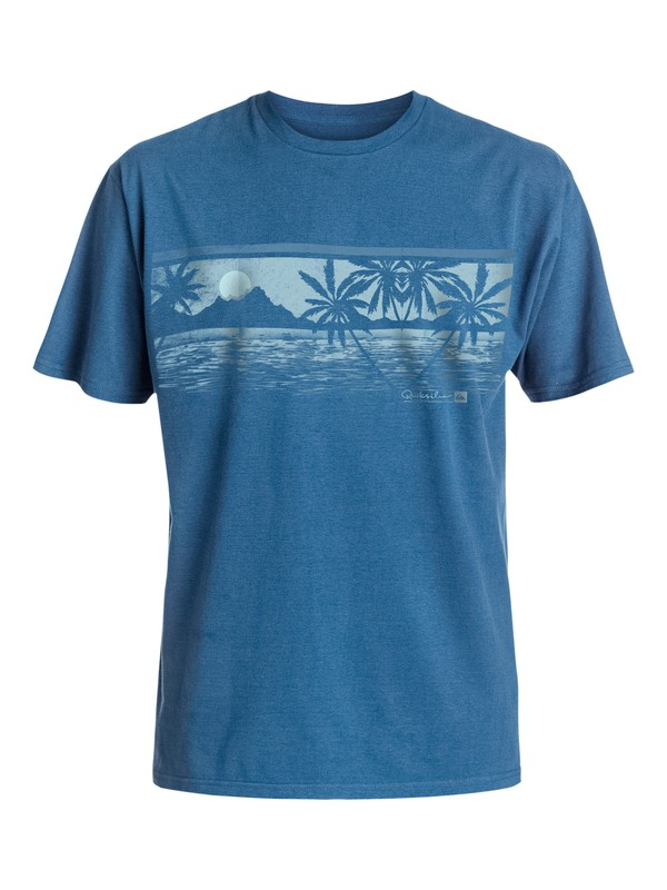 0 Mens Wish You Were Here  Tee  AQMZT03144 Quiksilver