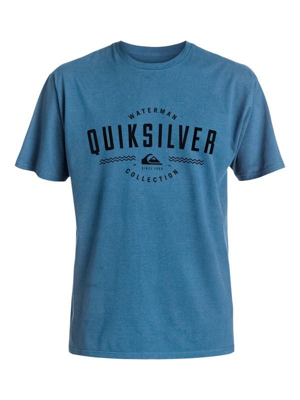 0 Waterman Bayside T-Shirt  AQMZT03153 Quiksilver