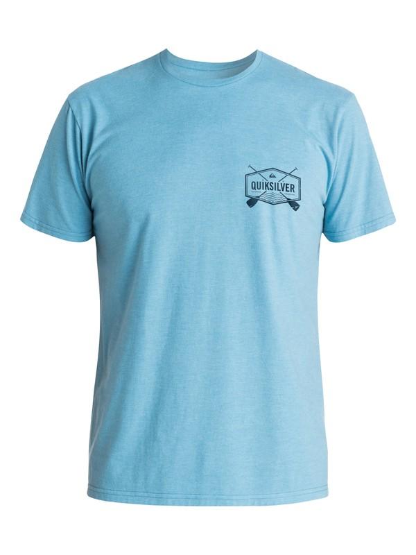 0 Waterman Stand T-Shirt  AQMZT03154 Quiksilver
