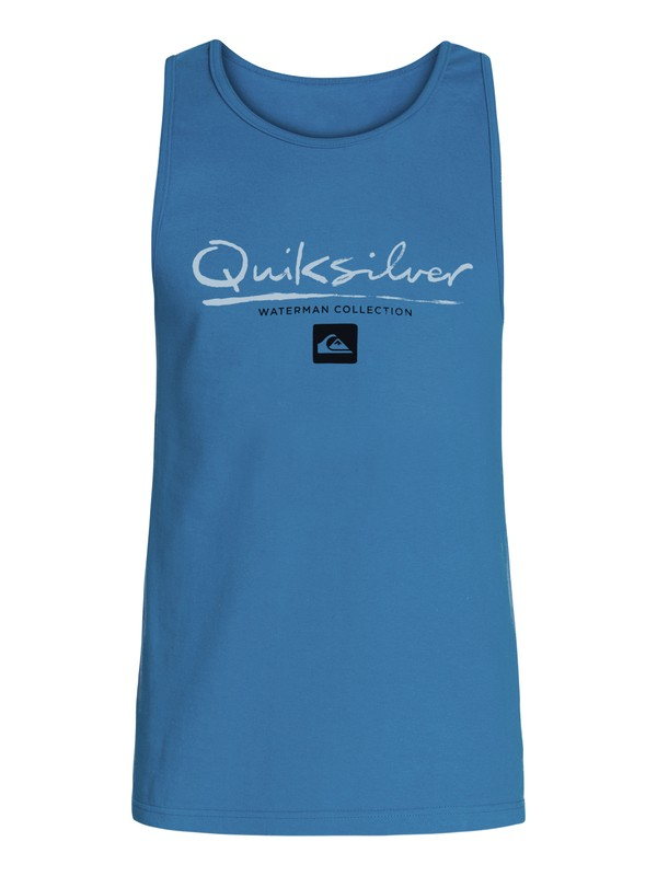 0 Waterman Gut Plaid Tank  AQMZT03168 Quiksilver
