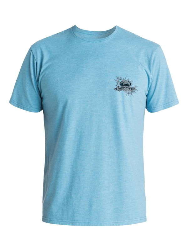 0 Waterman Vintage Diamond Tee  AQMZT03181 Quiksilver