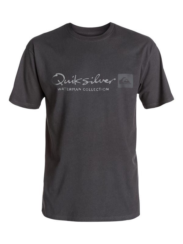 0 Waterman Original - T-Shirt  AQMZT03204 Quiksilver