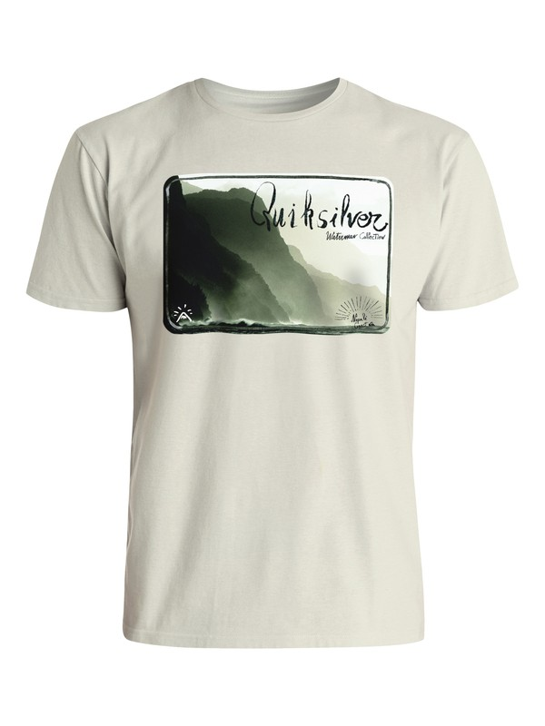 0 Waterman Napali Coast - T-Shirt  AQMZT03209 Quiksilver