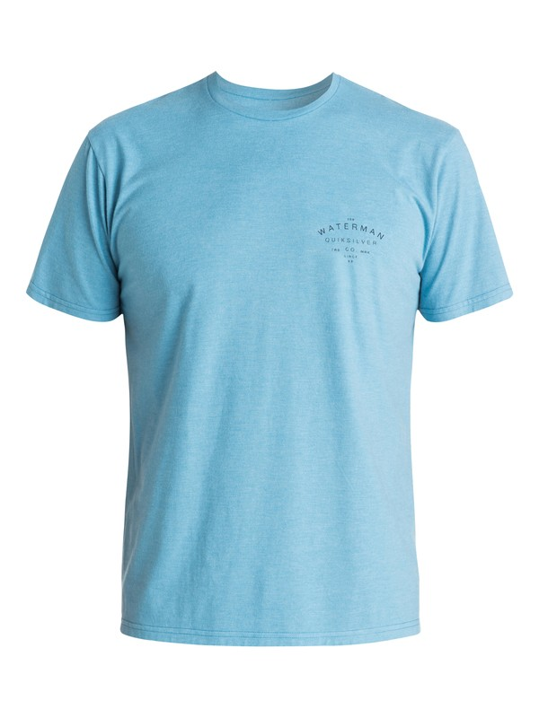 0 Waterman Hurricane - T-Shirt  AQMZT03211 Quiksilver