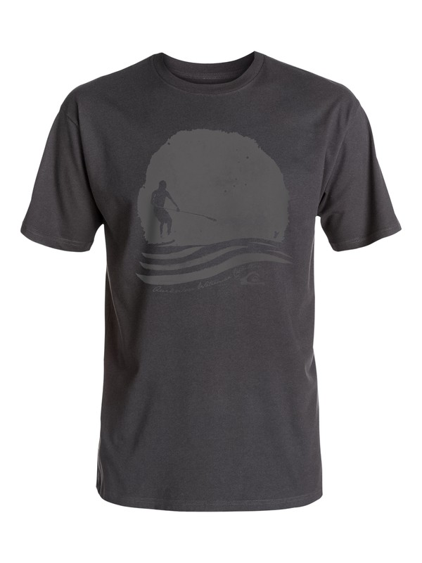 0 Waterman Stay Out Tee  AQMZT03215 Quiksilver