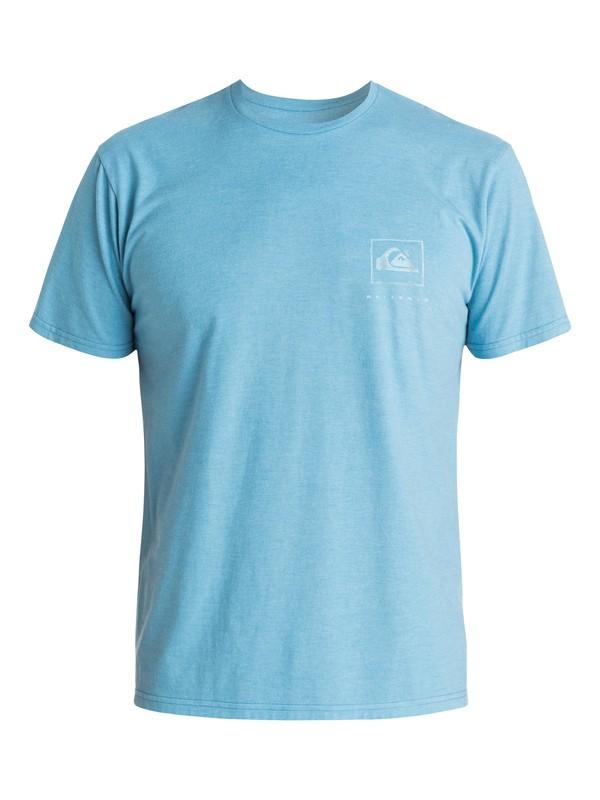 0 Hombres Camiseta  Sup & Co  AQMZT03231 Quiksilver