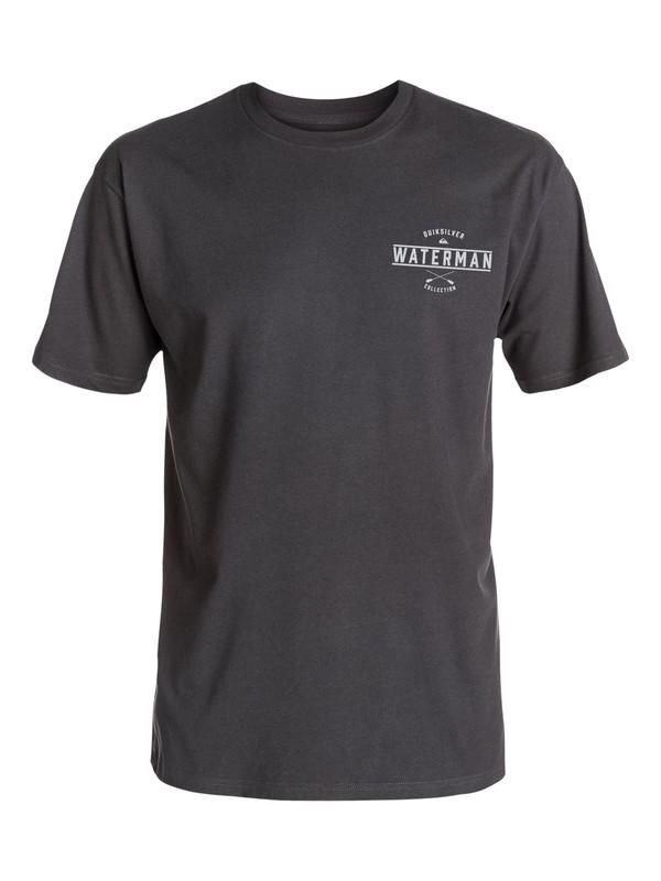 0 Waterman Hatteras - T-Shirt  AQMZT03249 Quiksilver