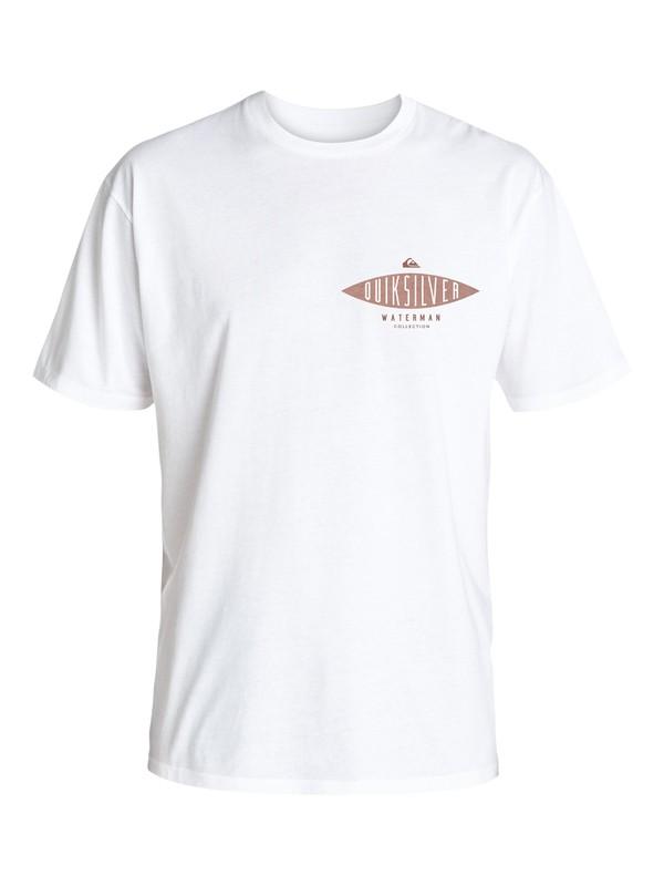 0 Waterman Reel Deal - T-Shirt  AQMZT03253 Quiksilver