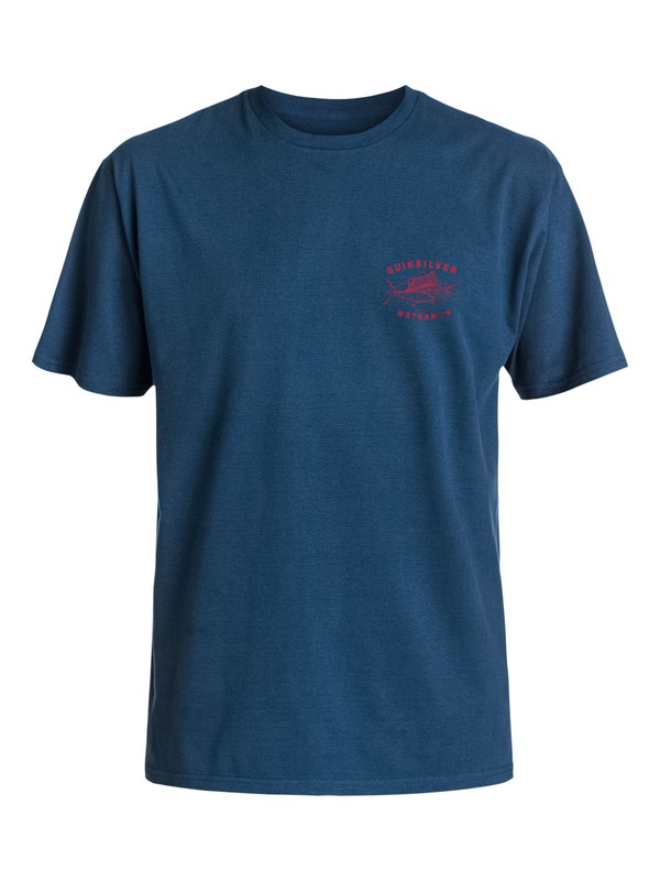 0 Waterman Bill Collector - T-Shirt  AQMZT03254 Quiksilver