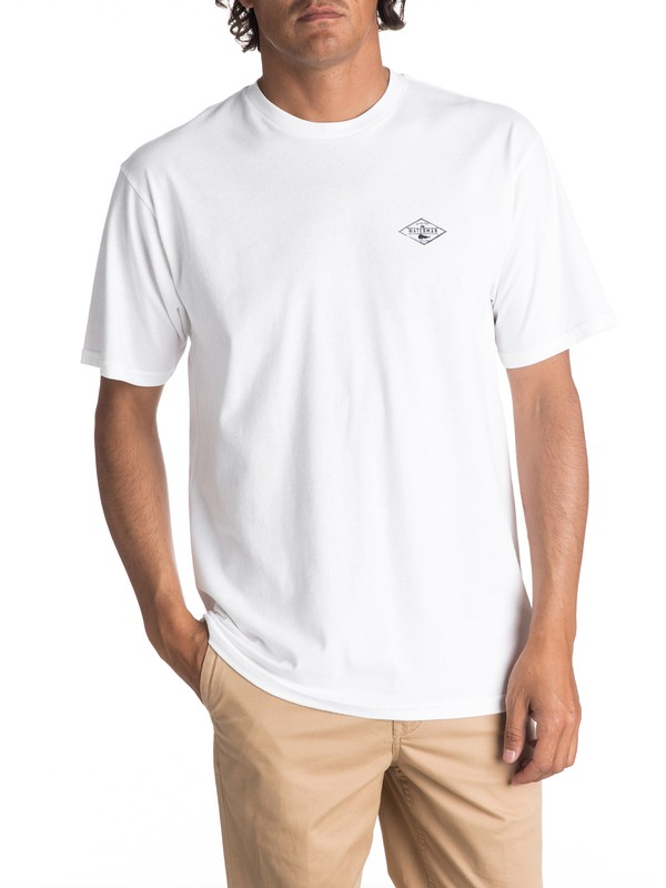 0 Stretch That Tee  AQMZT03260 Quiksilver