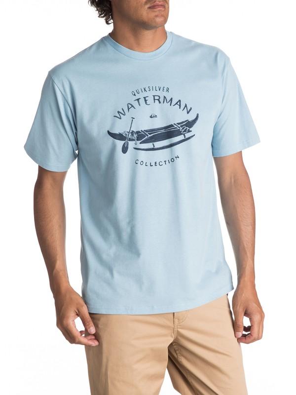 0 Hombres Camiseta Bali  AQMZT03265 Quiksilver
