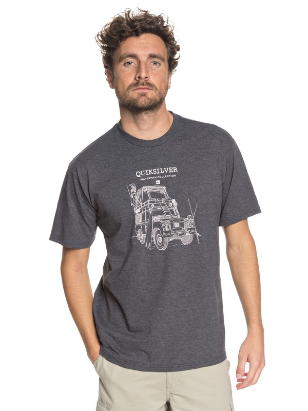 0 Waterman Looking For Joy Tee  AQMZT03299 Quiksilver