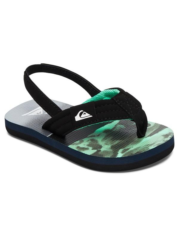 0 Boy's 2-7 Molokai Layback Sandals  AQTL100004 Quiksilver