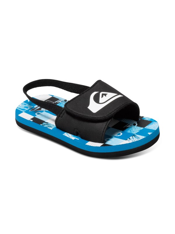 0 Molokai Layback Slide - Slider Sandals for Toddlers  AQTL100005 Quiksilver