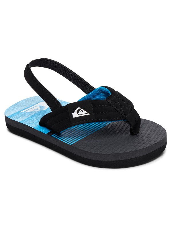 0 Molokai Layback - Flip-Flops for Toddlers  AQTL100056 Quiksilver
