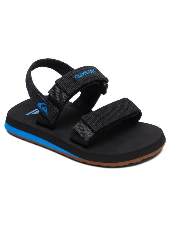 0 Boy's 2-7 Monkey Caged Sandals Multicolor AQTL100058 Quiksilver