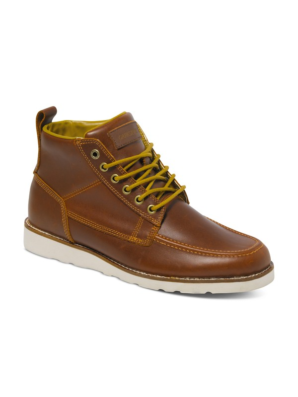 0 Sheffield Leather Boots  AQYB700007 Quiksilver