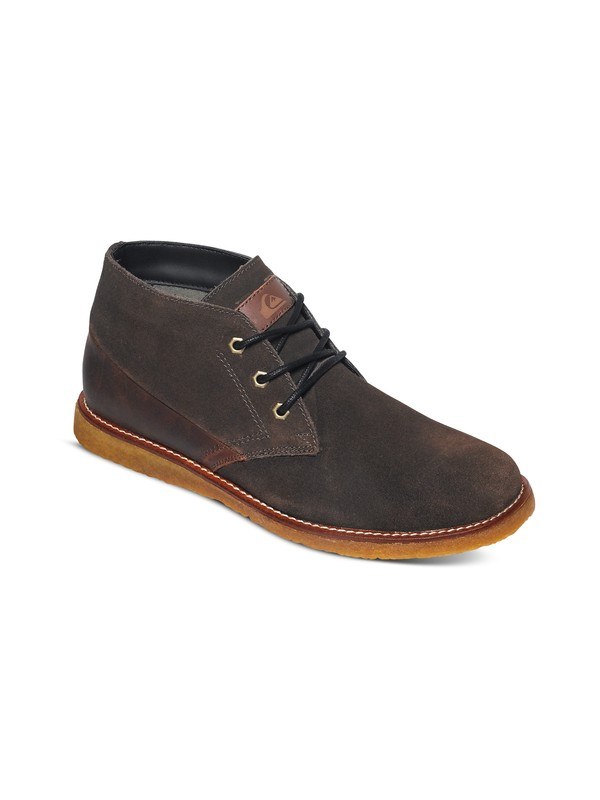 0 Marquez Suede Boots  AQYB700011 Quiksilver