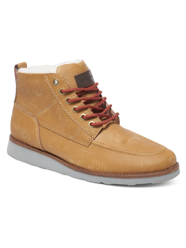 0 Sheffield - Lace-Up Boots  AQYB700018 Quiksilver