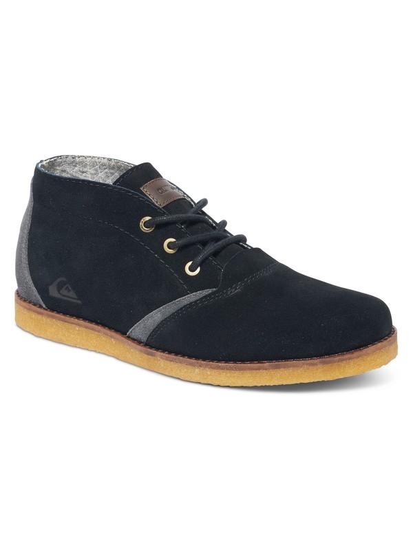 0 Boy's 8-16 Harpoon Chukka Boots  AQYB700020 Quiksilver