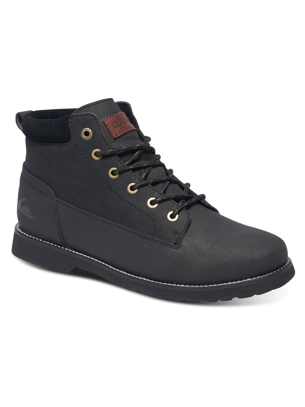 0 Mission - Lace-Up Boots  AQYB700022 Quiksilver