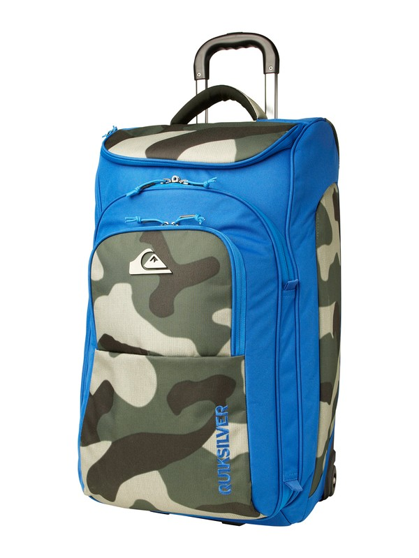 0 Fast Attack Luggage  AQYBL00002 Quiksilver