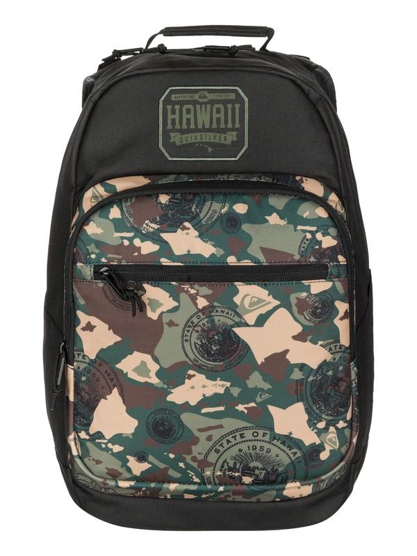 0 Schoolie Hawaii Backpack  AQYBP03001 Quiksilver