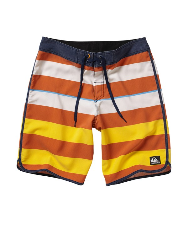 "0 Cypher Brigg Scallop 3 20"" Boardshorts  AQYBS00002 Quiksilver"