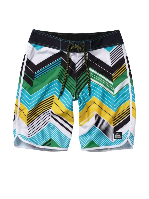 "0 Make It Sprinkle 19"" Boardshorts  AQYBS00013 Quiksilver"