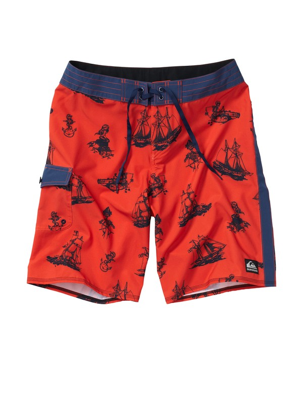 "0 Squalls 21"" Boardshorts  AQYBS00051 Quiksilver"