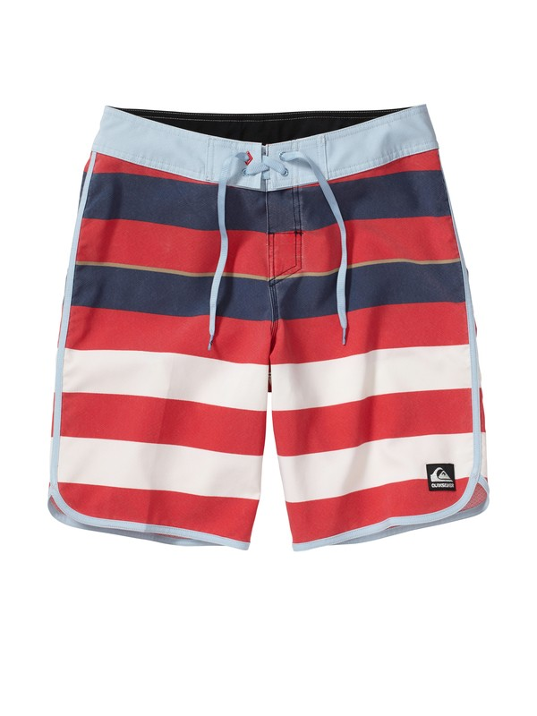 "0 Cypher Brigg Scallop 20"" Boardshorts  AQYBS00071 Quiksilver"