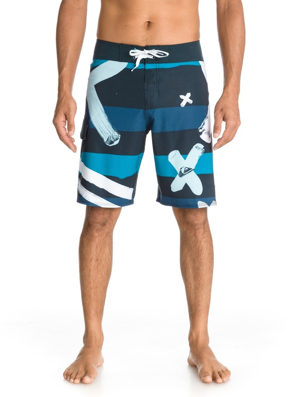"""0 A Little Tude 20"""" Boardshorts  AQYBS00163 Quiksilver"""
