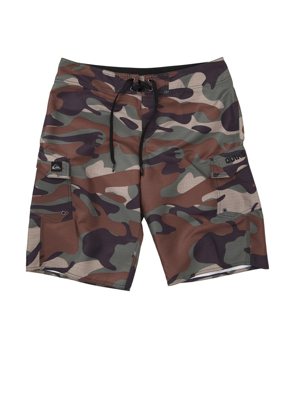 "0 Manic Camo 22"" Boardshorts  AQYBS00376 Quiksilver"
