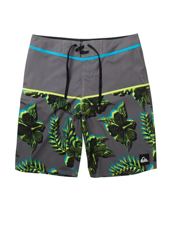 "0 Tropical 20"" Boardshorts  AQYBS00381 Quiksilver"