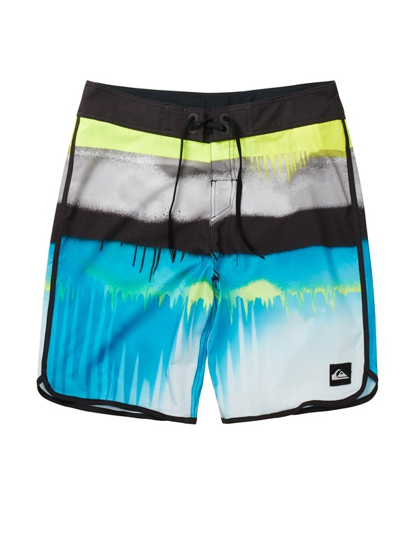 0 SPRAY PERFORMER U20  AQYBS00384 Quiksilver