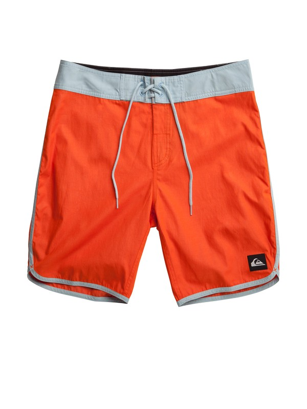 0 OG SCALLOP SOLID 19  AQYBS00406 Quiksilver