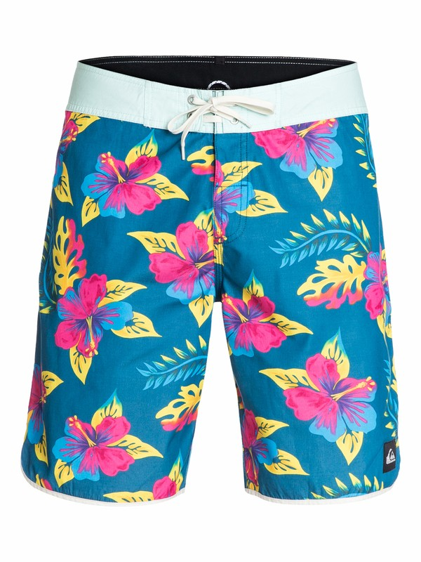 "0 OG Scallop 20"" Boardshorts  AQYBS03007 Quiksilver"