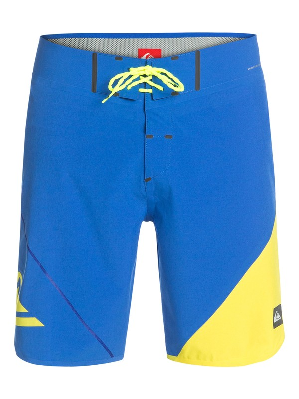 "0 AG47 New Wave Bonded 19"" Boardshorts  AQYBS03071 Quiksilver"