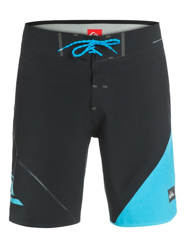 0 Ag47 New Wave Bonded Ua19 Black AQYBS03071 Quiksilver