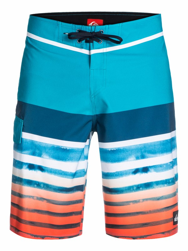 "0 Crashers 21"" Boardshorts  AQYBS03081 Quiksilver"
