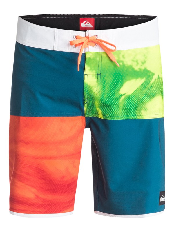 "0 Resinated 19"" Boardshorts  AQYBS03086 Quiksilver"