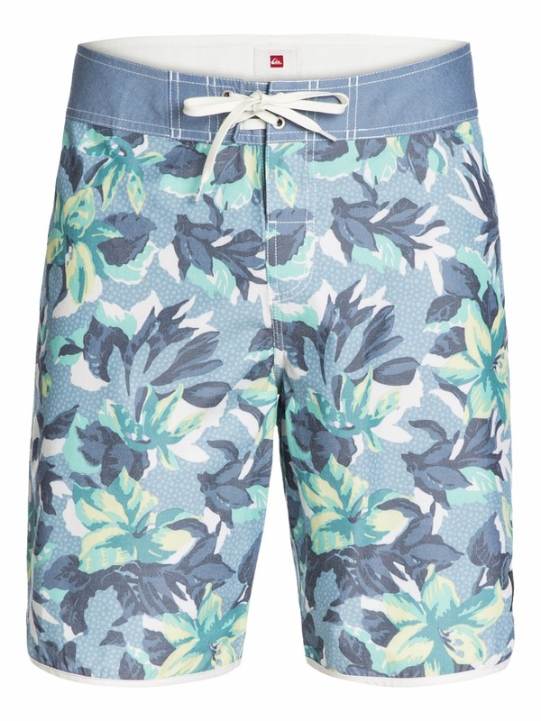 0 FLORAL SCALLOP U20  AQYBS03097 Quiksilver