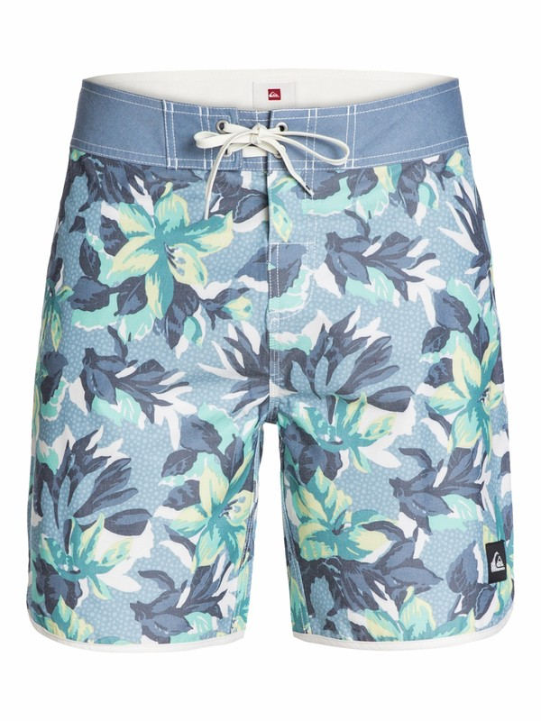 0 FLORAL SCALLOP A18  AQYBS03098 Quiksilver