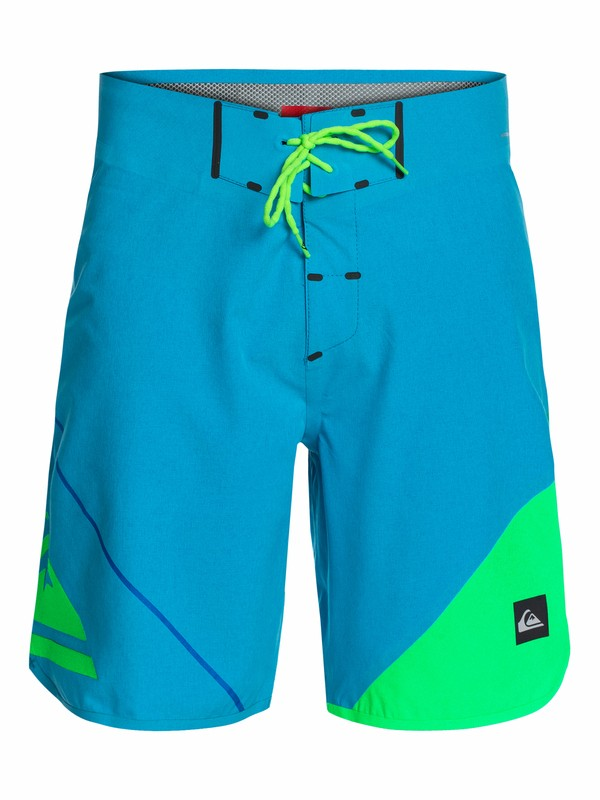 """0 AG47 New Wave Bonded 19"""" Boardshorts  AQYBS03116 Quiksilver"""