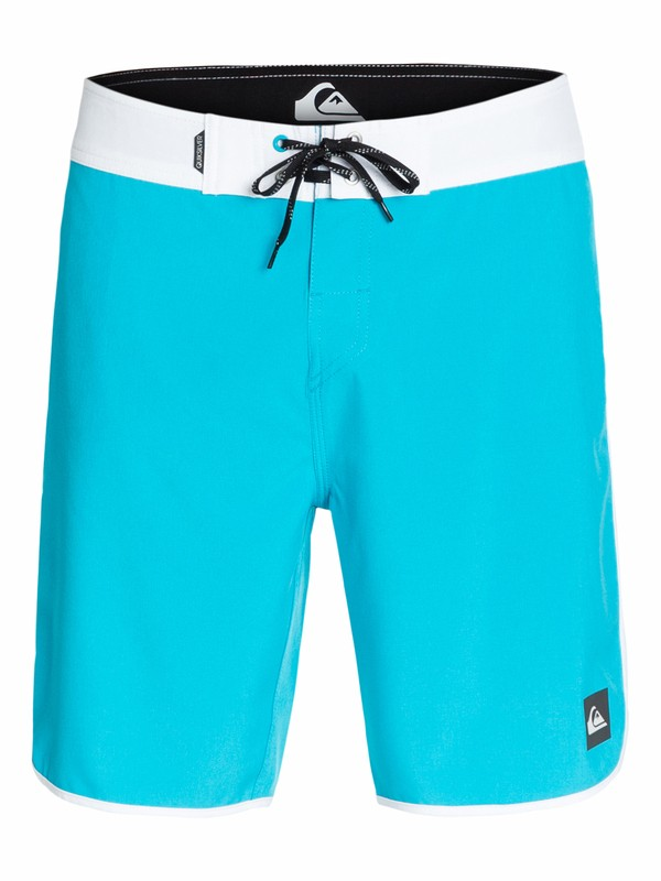 0 Everyday Scallop Solid 19  AQYBS03138 Quiksilver