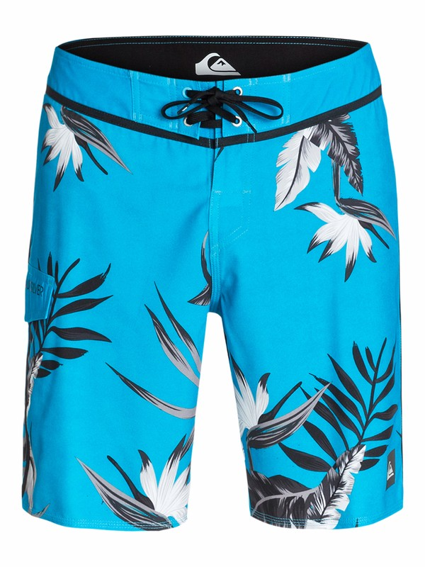 "0 Boardshorts Frames Jungle Juice de 20""  AQYBS03141 Quiksilver"