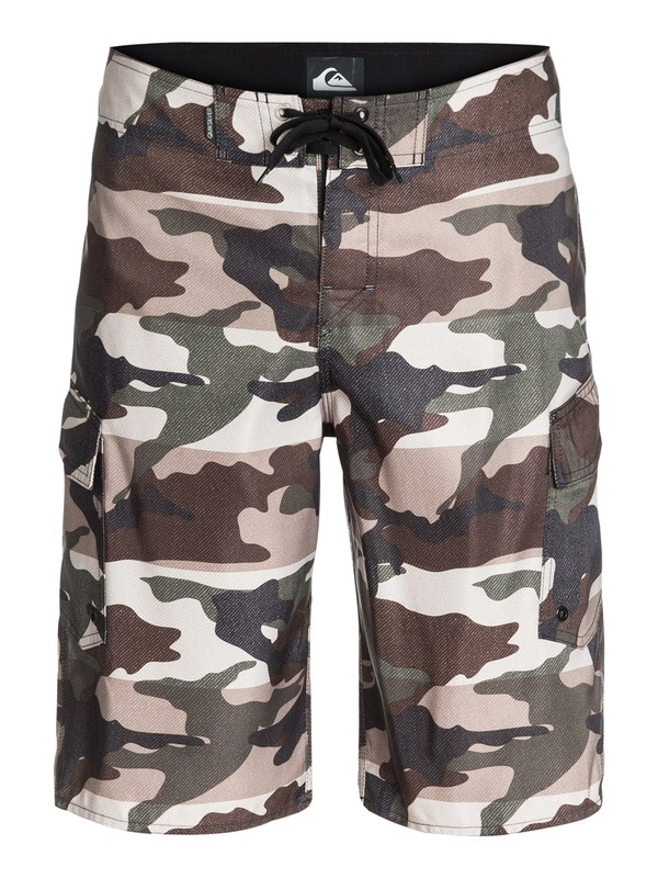 "0 Manic Camo 22"" Boardshorts  AQYBS03150 Quiksilver"