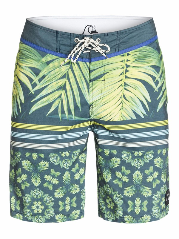 "0 Deep Jungle Remix 19"" Boardshorts  AQYBS03158 Quiksilver"