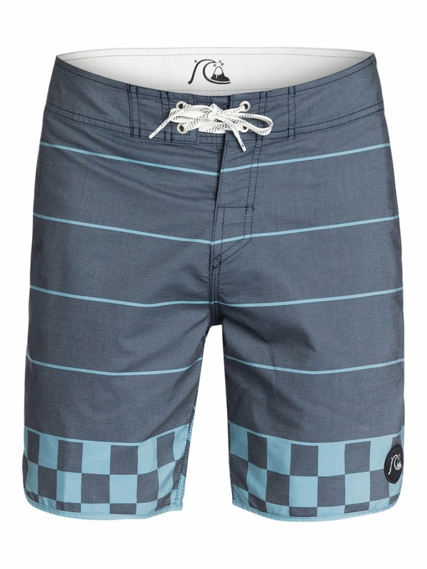 "0 Brigg Scallop 18"" Boardshorts  AQYBS03159 Quiksilver"